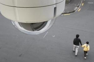 Surveillance systems are becoming increasingly common around New Zealand cities. Photo / Steven McNicholl