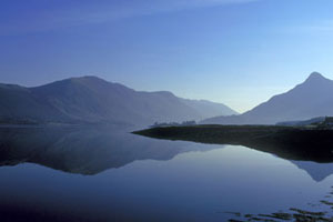 Glencoe has a bloody history but today it is a more benign, beautiful part of Scotland. Photo / Supplied