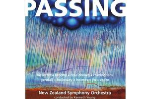 'Passing' by New Zealand Symphony Orchestra conducted by Kenneth Young. Photo / Supplied