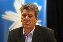 Telecom chief executive Paul Reynolds. Photo / Dean Purcell