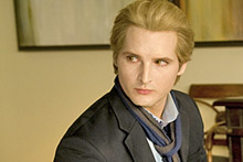 Thanks to supernatural stockmarket practices, Carlisle Cullen is fiction's richest character. Photo / Supplied