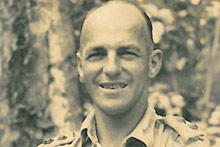 Harry Bioletti served in the Pacific War in the 29th and 30th Battalions. Photo / Supplied