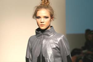Cybele is one of the designers who have made wool trendy on the catwalk. Photo / Babiche Martens