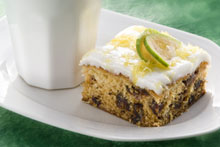 Feijoa date cake. Photo / Wairarapa Times-Age