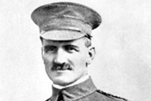 Lieutenant Colonel William George Malone. Photo / Supplied