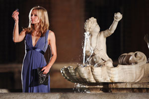 A scene from the movie When In Rome. Photo / Supplied
