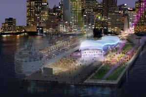 An artist's impression of the planned structure. Image / Supplied