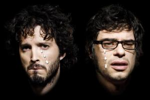 The Flight of the Conchords would be the third and fourth New Zealanders to appear in the show. File photo / Supplied