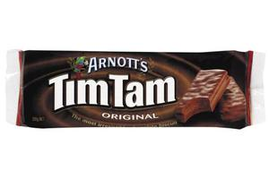 Things are more expensive at airport stores - a packet of Tim Tam biscuits could set you back $8.99. Photo / Supplied