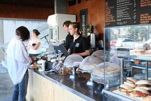 Benediction Cafe. Photo / Greg Bowker
