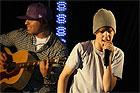 South Auckland school plays host to teen sensation Justin Bieber.