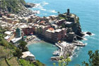 Vernazza, one of the five villages dotted along Italy's Cinque Terre coastline. Photo / Supplied