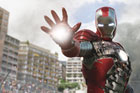 A scene from Iron Man 2. Photo / Supplied
