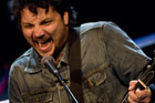 Wilco frontman Jeff Tweedy. File photo / Richard Robinson