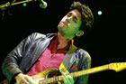 John Mayer entertains fans during his concert at Vector Arena. Photo /Dean Purcell