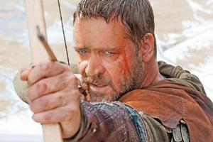 Russell Crowe as Robin Hood. Photo / Supplied