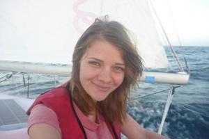 Teenage sailor Jessica Watson is on the last leg of her journey. Photo / Supplied