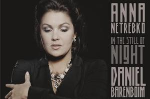 Night moves: Netrebko and Barenboim gave a memorable concert. Photo / Supplied