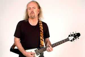 English comedian Bill Bailey. Photo / Supplied