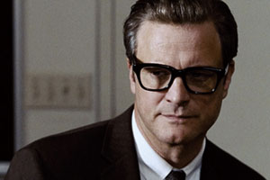 Colin Firth is the only plausibly human presence in the film. Photo / Supplied