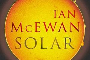 Solar, by Ian McEwan. Photo / Supplied