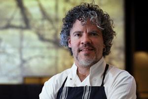 Peter Gordon at Dine. Photo / Natalie Slade