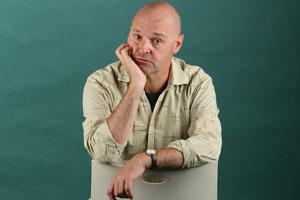 Kiwi comedian Paul Barrett. Photo / Greg Bowker