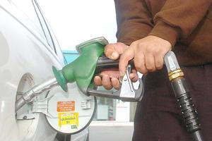 Staff at a BP station refused to check the water level of a woman's car in case they were burned. Photo / Daily Post