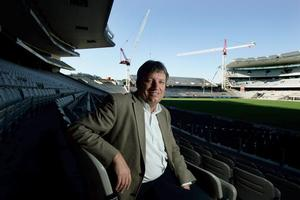 Rugby World Cup CEO Martin Snedden says that without the Eden Park upgrade, NZ wouldn't have won the bid to host the tournament. Photo / Janna Dixon