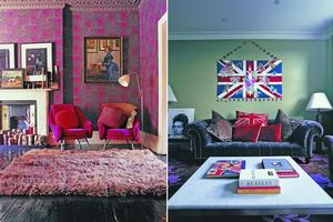 Examples of New London Style. Photo / Supplied