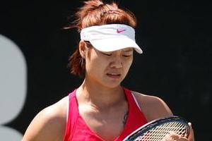 Li Na. Photo / Brett Phibbs