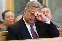 Taito Phillip Field is the first New Zealand politician to be convicted of bribery and corruption. Photo / Paul Estcourt