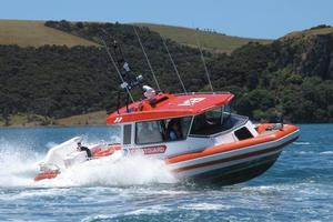 Coastguard leaders say many boaties refuse to pay the $280 an hour fee to cover the charity's costs. Photo / Northern Advocate