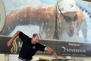 Mark Regan says the New Zealand swimming team should try, at least in part, to emulate the All Blacks. Photo / Brett Phibbs