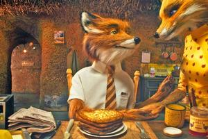 Stop motion animation captures the smallest movement of fur or twitch of ear in Fantastic Mr Fox. Photo / Supplied