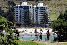 Homes in holiday hot-spots like Mount Maunganui are being rented out for as much as $1000 a night. Photo / Bay of Plenty Times