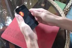The alleged iPhone 4G that has surfaced in Vietnam.