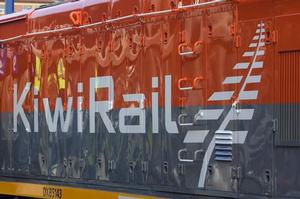 KiwiRail is still waiting for approvals of an outline plan and an assessment of environmental impact before it can start building platforms. Photo / Mark Mitchell