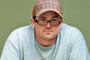 DJ Andy Morton. Photo / Supplied