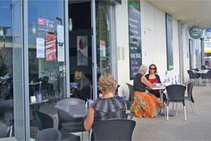 Gana Cafe, Papamoa. Photo / Supplied