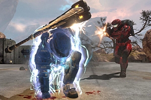 Halo: Reach  features new abilities, including armour lock. Photo / Supplied