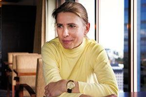 Writer Lionel Shriver. Photo / Supplied