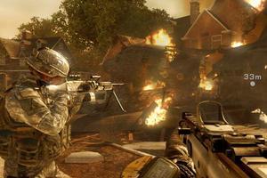 A screenshot from Call of Duty: Modern Warfare 2.