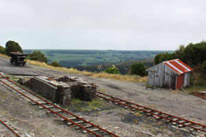 The restoration of the Denniston Incline should be good for the West Coast's economy. Photo / Jim Eagles