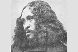 Tuhoe tohunga and prophet Rua Kenana. File photo / Alexander Turnbull Library