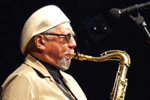 The legendary Charles Lloyd. Photo / Supplied