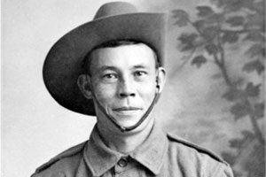 Billy Sing was Australia's deadliest sniper during the Gallipoli campaign.