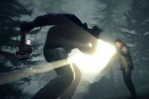Alan Wake. Photo / Supplied
