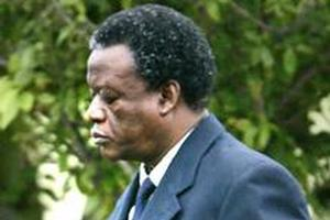 George Gwaze is on trial for the rape and murder of his niece Charlene Makaza in 2008. Photo / NZPA
