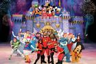 The latest version of Disney on Ice features a who's who of Disney's fantasy empire. Photo / Supplied